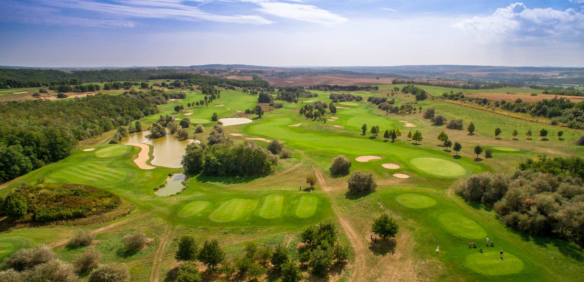 Pannonia Golf Club | HUNGARY
