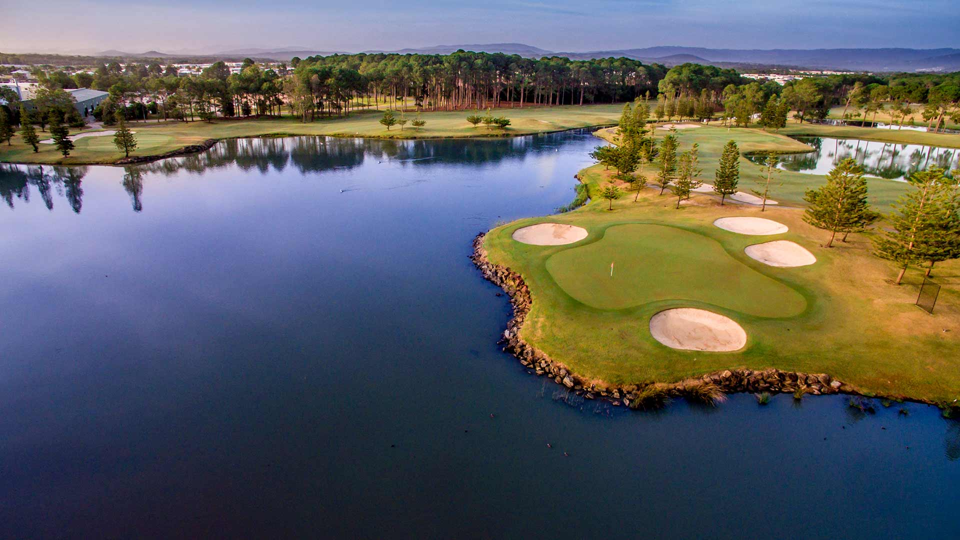 Sanctuary Cove The Pines Golf Club | AUSTRALIA