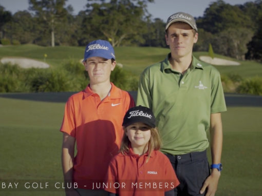 Adam Scott's MiGolf Club | AUSTRALIA