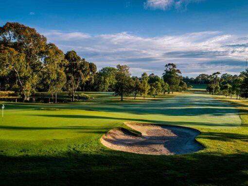 Rosanna Golf Course   AUSTRALIA
