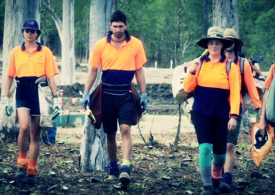 TimberWolf Planting Projects | AUSTRALIA